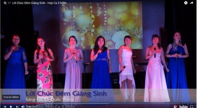 Video Giáng Sinh Giáo Đoàn 2017