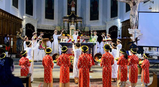 Lễ Các Thánh Tử Đạo Việt Nam 2017