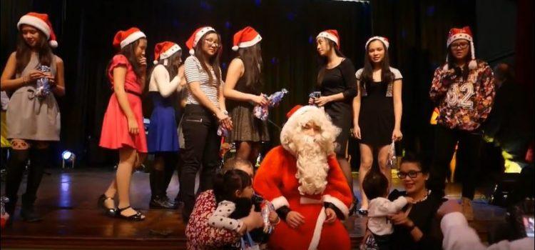 Vidéo Giáng Sinh 2015 Giáo Đoàn