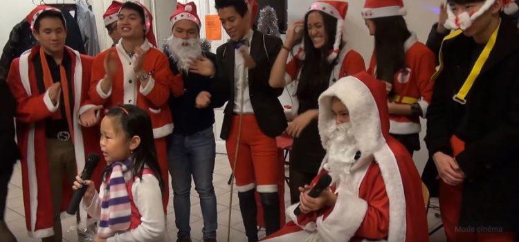 Vidéo Giáng Sinh 2014 Genève